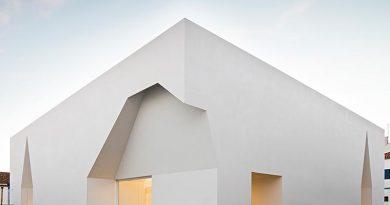 Sieger Kategorie Neubau: Meeting Centre in Grândola, Aires Mateus Architects, Lissabon. Foto: Nelson Garrido