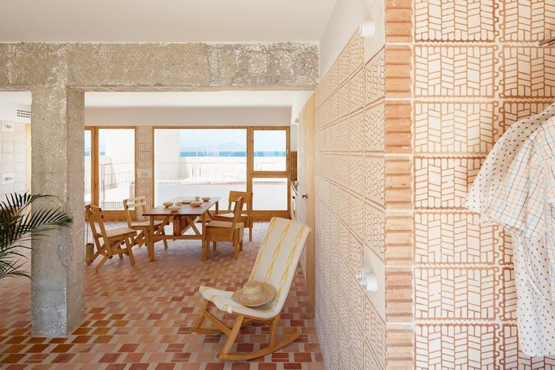 Sieger Kategorie Sanieren/Renovieren/Umbauen: Can Picafort – 4 tourist apartments, TEd'A arquitectes, Palma. Foto: Luis Díaz Díaz
