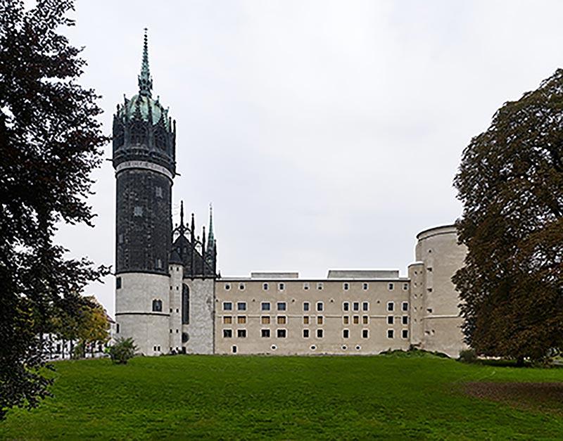 Sieger Kategorie Sanieren/Reno-vieren/Umbauen: Schloss Wittenberg, Bruno Fioretti Marquez Architekten, Berlin. Foto: Stefan Müller