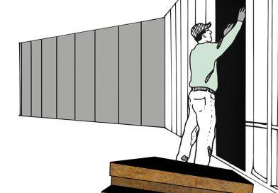 Eine Kombination aus Auf-, Zwischen- und Untersparrendämmung schützt ein Gebäude optimal vor Energieverlust über das Dach. Bild: FMI Fachverband Mineralwolleindustrie e.V.