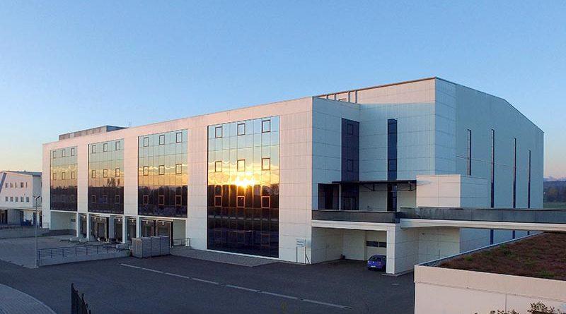 Schulungs- und Logistikgebäude der Otto Chemie in D-Fridolfing