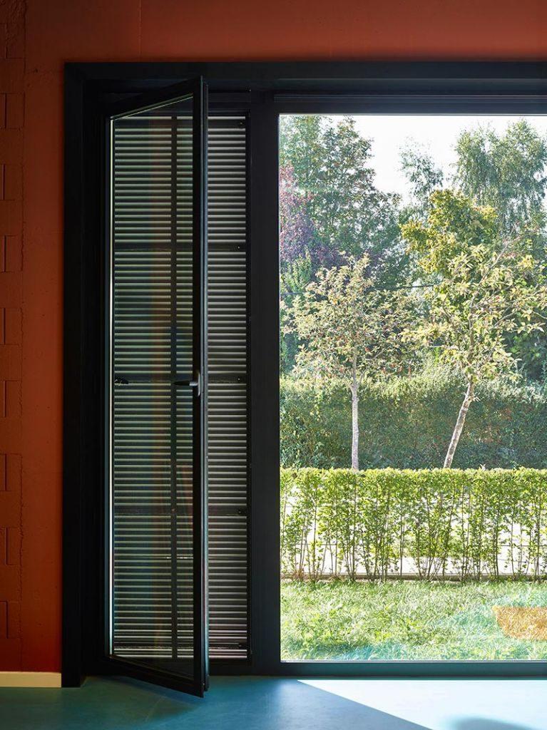 Invisivent-Fensterlüftung