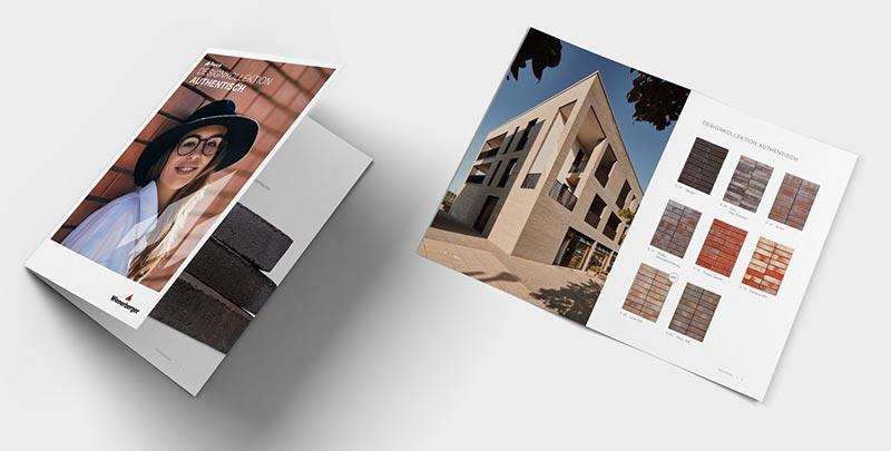 """Wienerberger fängt mit den Terca-Designkollektionen die Facetten gebrannten Tons ein. Die Linien """"Urban"""" und """"Authentisch"""" machen den Auftakt. Bild: Wienerberger"""