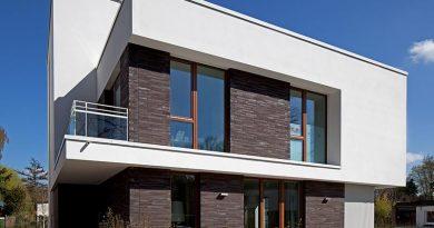 Für jeden Gestaltungswunsch das passende Dämmsystem. Foto: Christoph Gebler, Hamburg / Sto SE & Co. KGaA