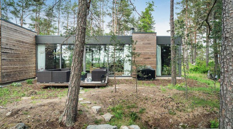 Nachhaltige Architektur: Wohnen im Wald