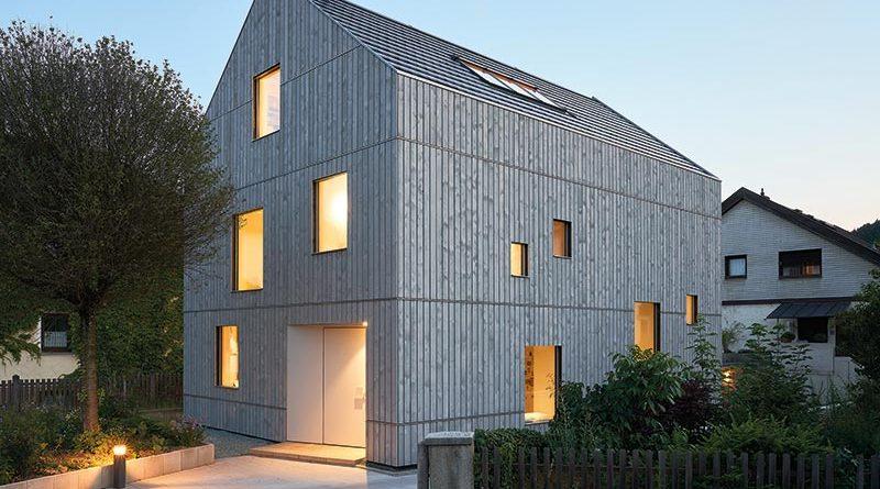 Mit Klimaholzhaus fit für die Zukunft