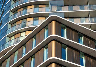 Die Fertigteile für die Balkone wurden mit selbstverdichtendem Beton produziert. Foto: egbertdeboer.com