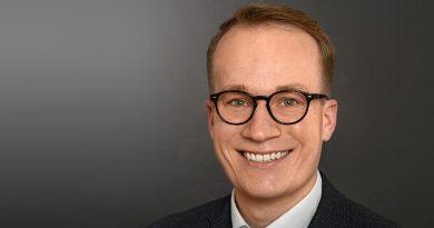 Bastian Kircher ist neuer Halio Regional Sales Manager DACH