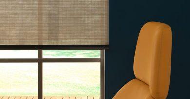 Soltis Touch: leistungsstarke Reduktion des Wärmeeintrags, exzellente Durchsicht, hoher Blendschutz. Foto: Serge Ferrari/ YG Photographies