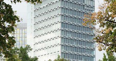 Fassadengestaltung: Auch in München mit Aluminium als Werkstoff möglich. Foto: A|U|F