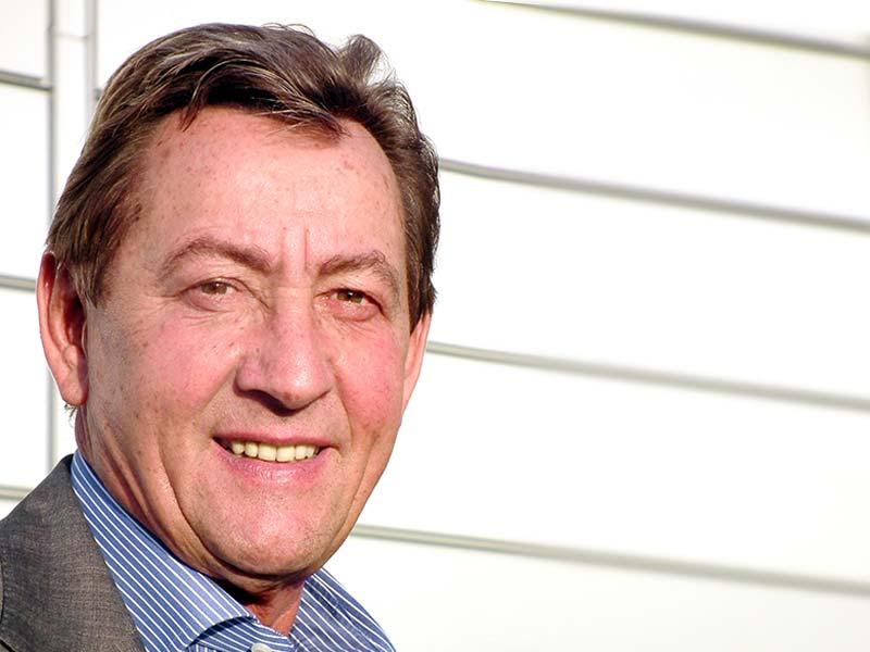 AIUIF-Vorstandsvorsitzende Walter Lonsinger. Foto: A|U|F
