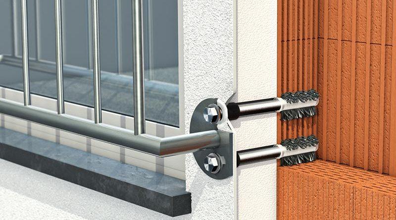 Das TOX Montagesystem Thermo Proof Plus ist für Dämmstoffdicken bis 320 mm und für zweischaliges Mauerwerk bauaufsichtlich zugelassen. Foto: TOX