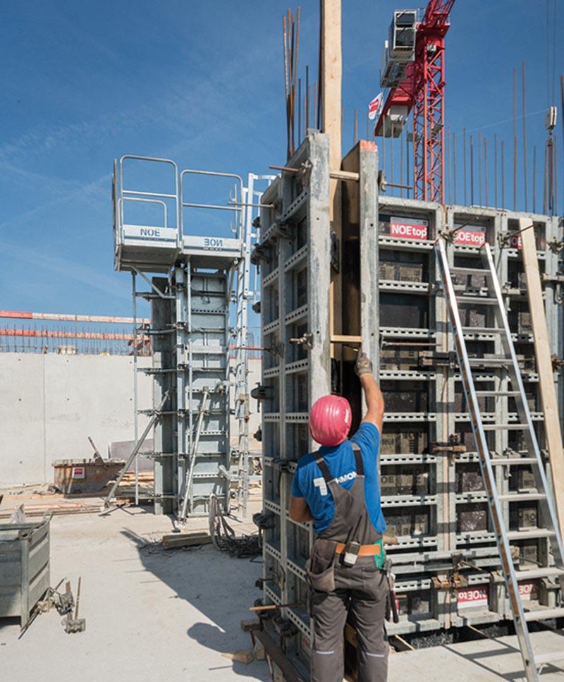 Die Firma Köster GmbH vertraut schon seit vielen Jahren auf die Produkte der NOE-Schaltechnik und hat damit gute Erfahrungen gemacht. Bildquelle: NOE-Schaltechnik