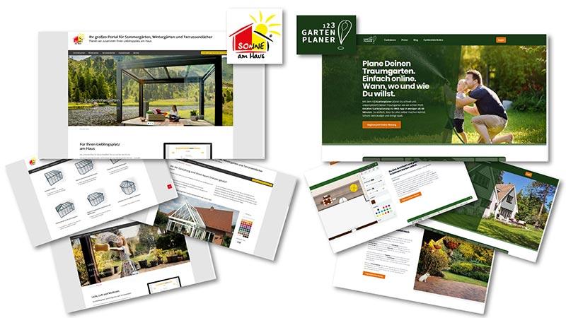 Internetseiten: sonne-am-haus.de und 123gartenplaner.de Bild: TS-Aluminium-Profilsysteme GmbH & Co. KG